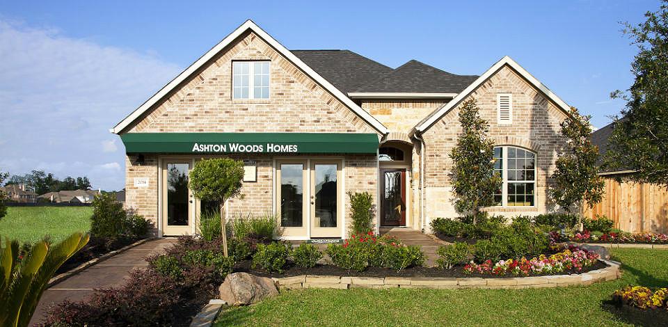 Houston division ashton woods for Ashton house