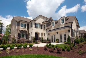Ramblewood Model Home in Raleigh, NC