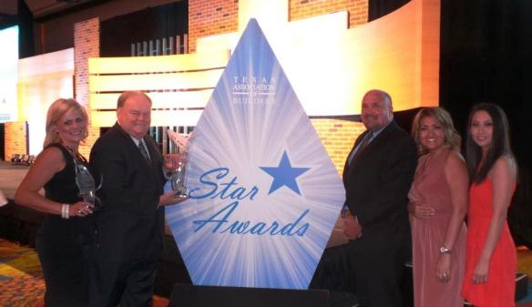 Texas STar builder of the year